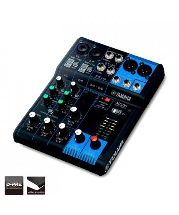 MG06 Console di mixaggio