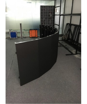 3.9mm U Indoor Curve Led