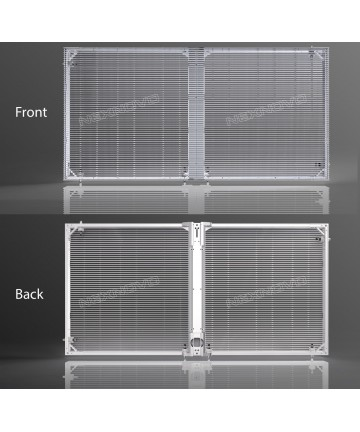 3.9mm Led trasparente